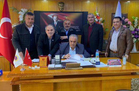 Belediyemiz Hizmet-İş Sendikası ile toplu iş sözleşmesi imzaladı